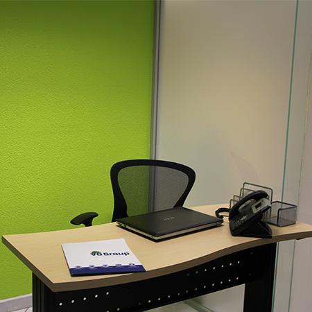 Oficinas Virtuales en la del Valle